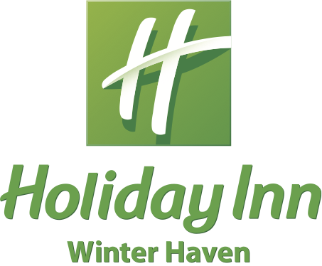 A logo for Holiday Inn Winter Haven