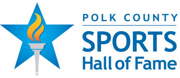 Polk County Sports Hall of Fame Logo