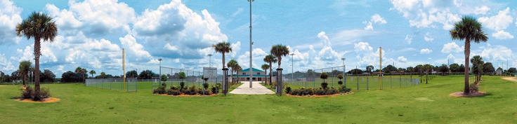 The Larry Parish Baseball Complex in Haines City