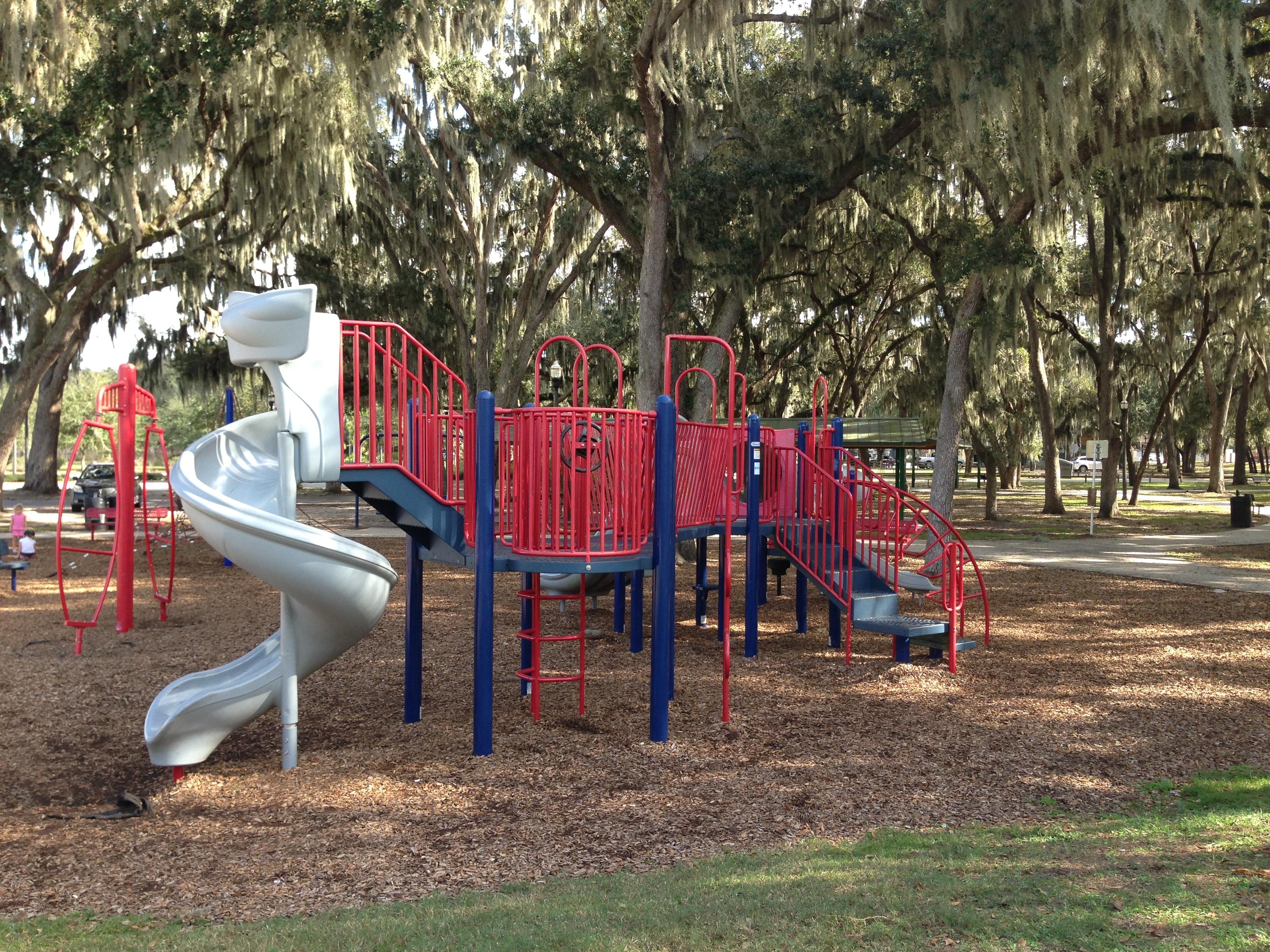 Christina Park Playground 8