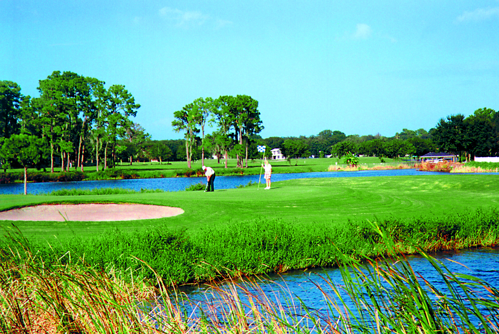 Cleveland Heights Golf Course Central Florida S Polk