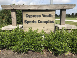 Cypress Youth Sports Complex
