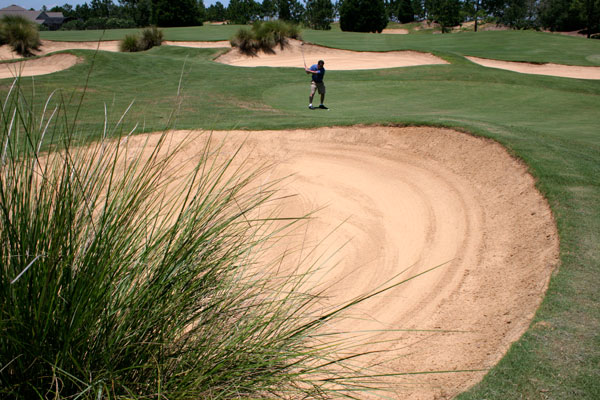 The Southern Dunes Golf and Country Club in Haines City