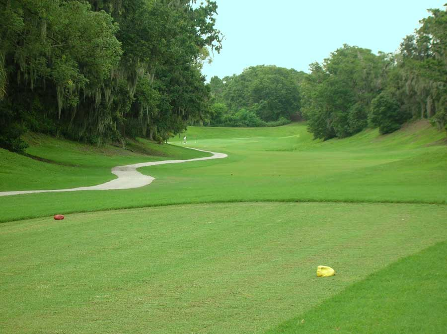 The Sanlan Golf Course in Lakeland