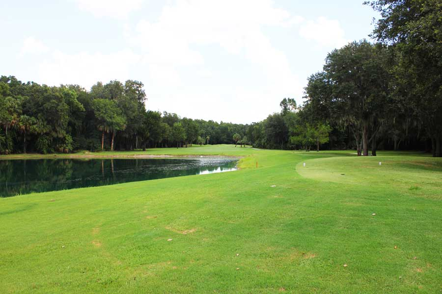 Schalamar Creek Golf and Country Club in Lakeland