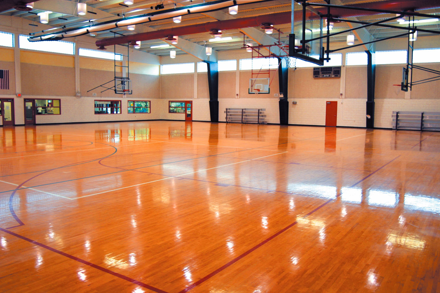 Simpson Park Community Center An Indoor Outdoor Facility