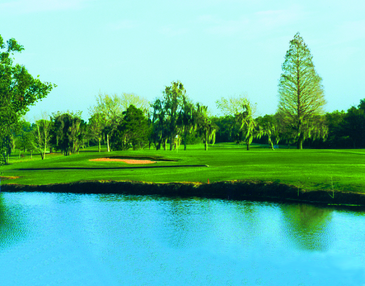 The Willowbrook Golf Course in Winter Haven