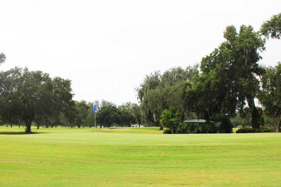 The Bartow Golf Course