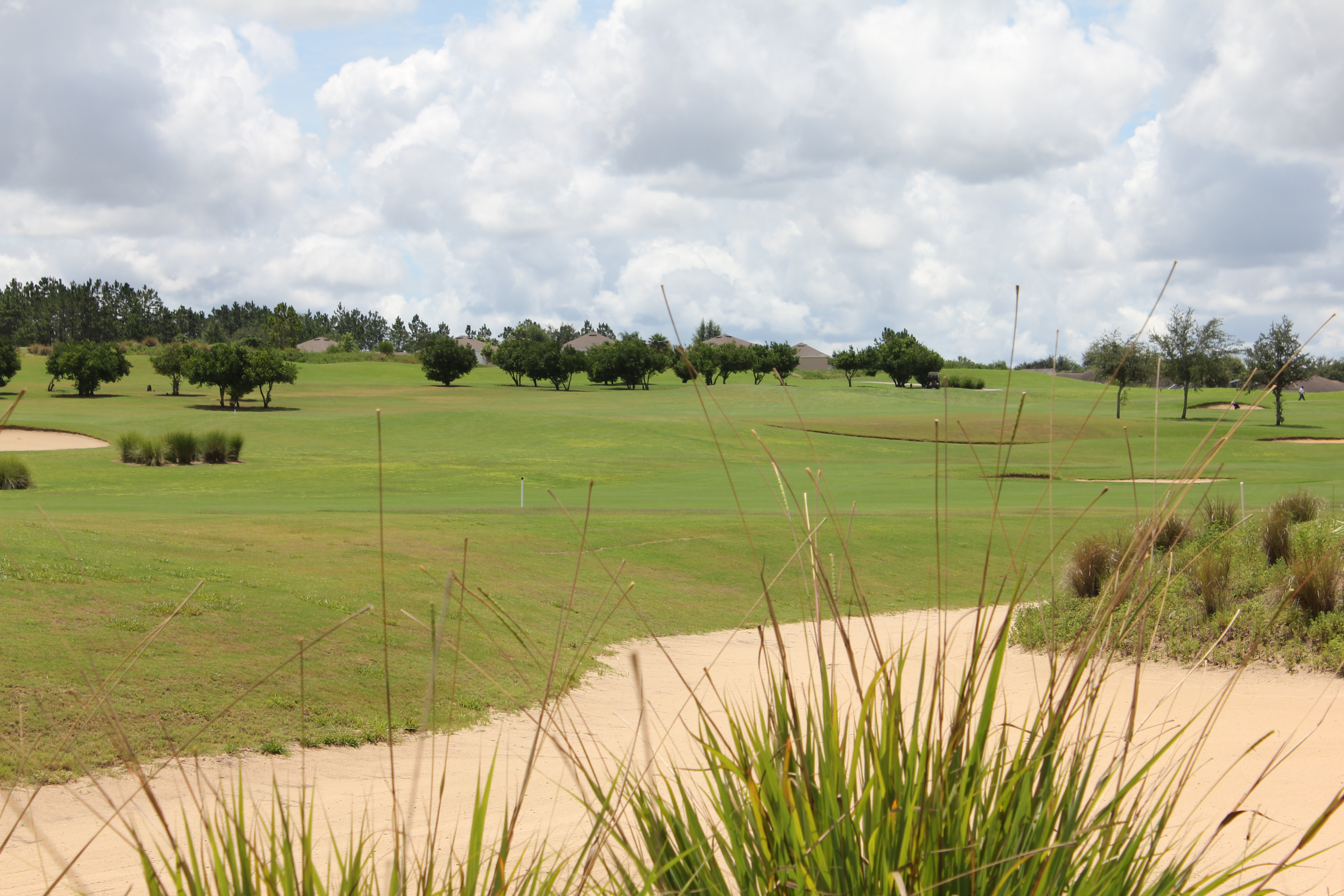A view of the Highlands Reserve Golf Club