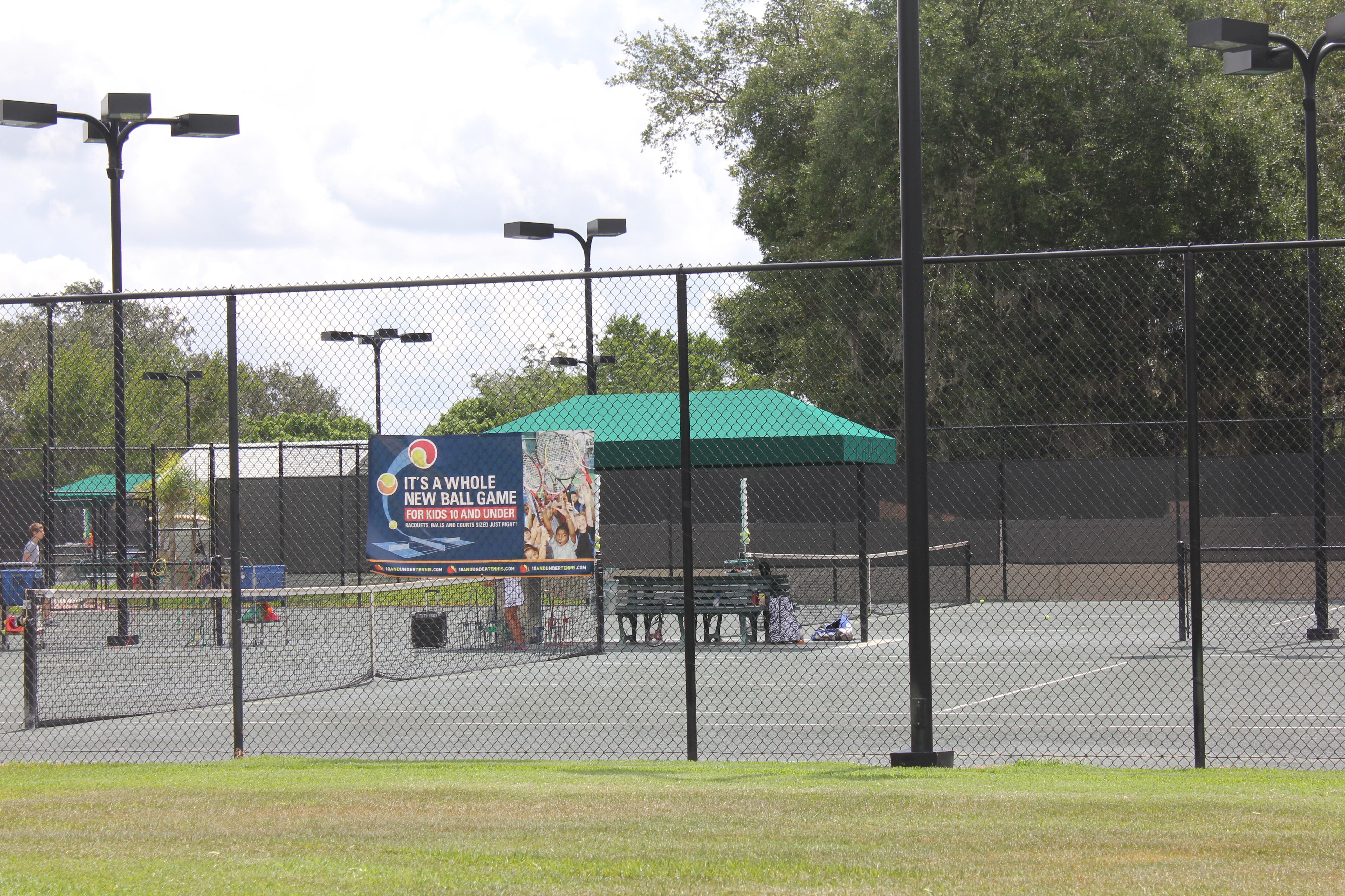 The Auburndale Tennis Center