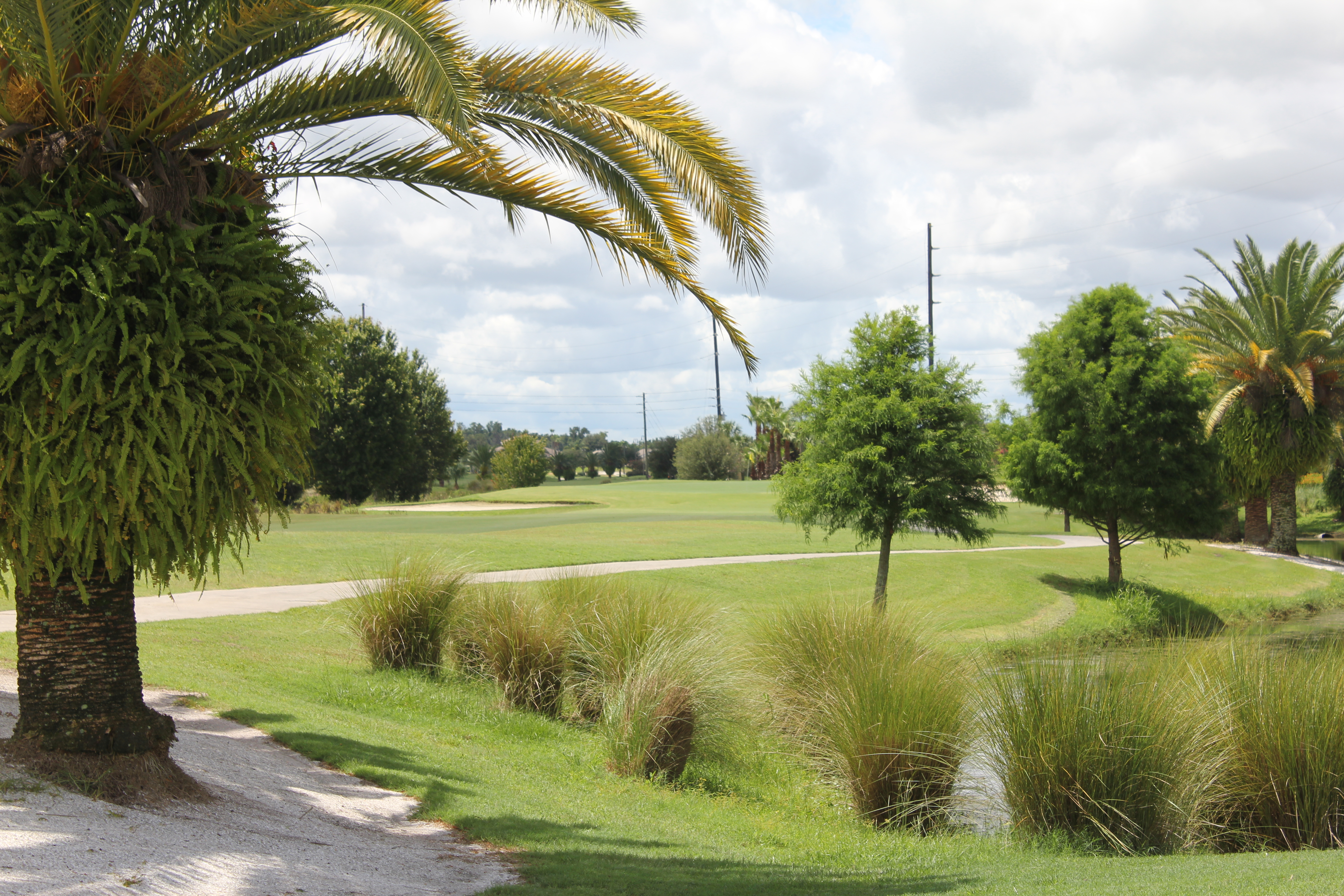 Ridgewood Lakes Golf and Country Club in Davenport