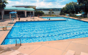 Nina B. Hollis Wellness Center Pool at Florida Southern