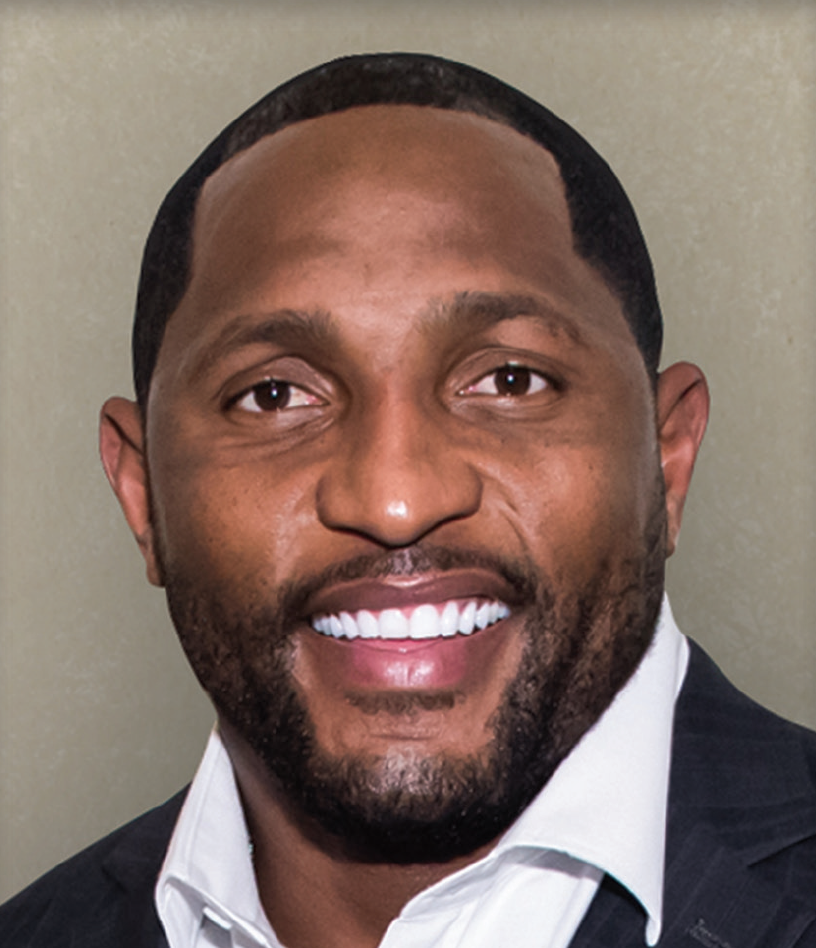 NFL and Polk County Sports Hall of Fame member Ray Lewis