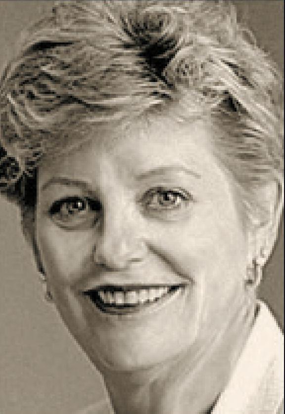 2000 Hall of Fame inductee Barbara Cooper Clack Heddon