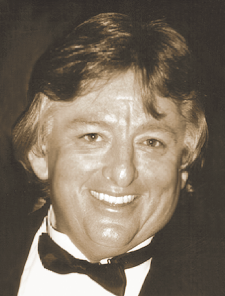 2010 Hall of Fame inductee Brian Bain