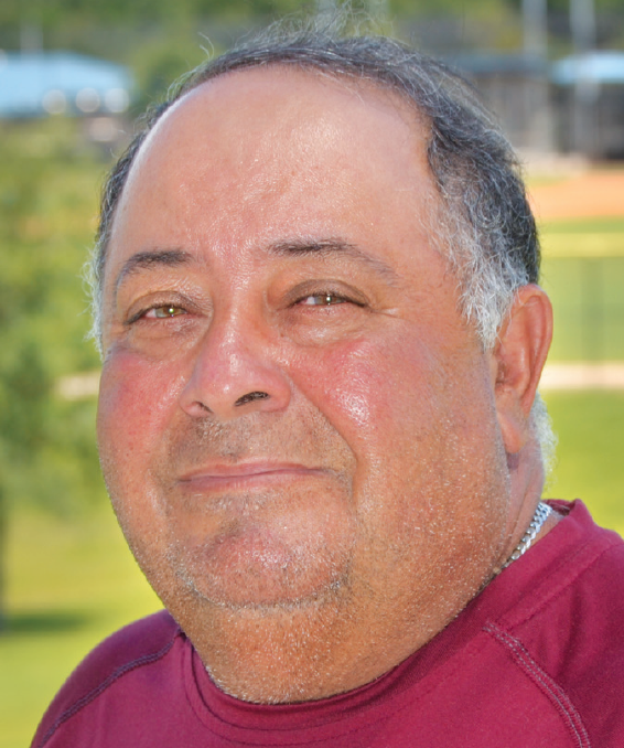 2014 Hall of Fame inductee David Saliba