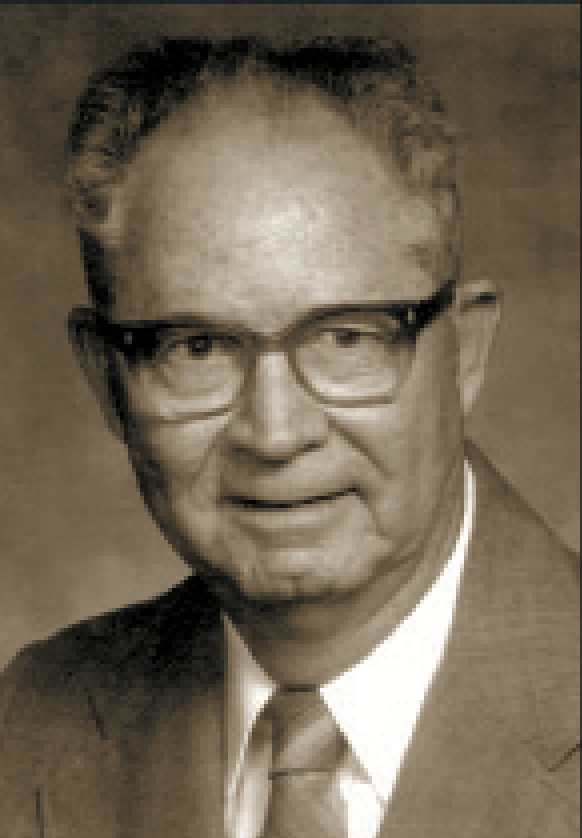 2000 Hall of Fame inductee Floyd E. Lay