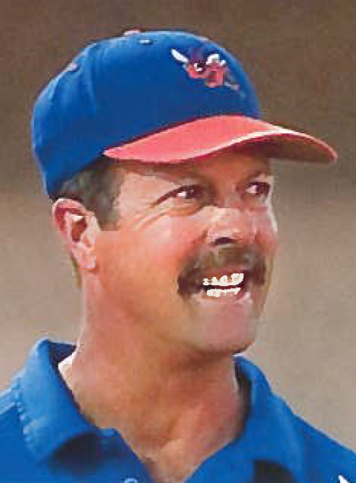 2007 Hall of Fame inductee Glenn Rutenbar