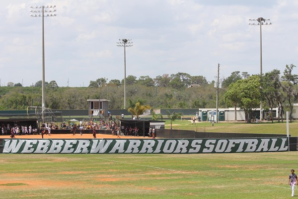 Nancy A Nichols Softball Field At Webber University