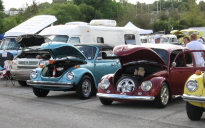 All things VW this weekend at RP Funding Center