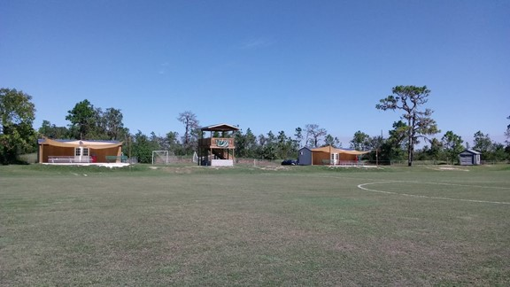 Warrior Field 1