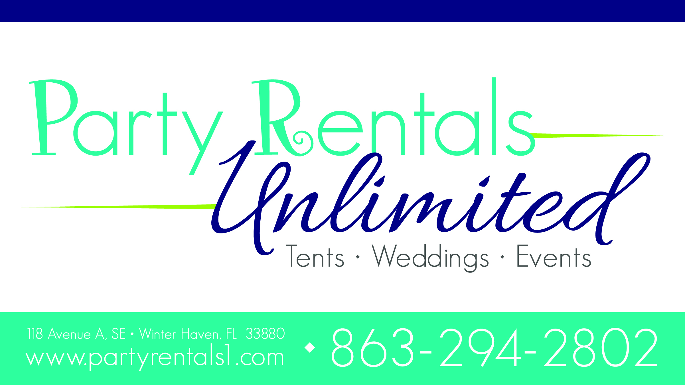 Party Rentals Unlimited