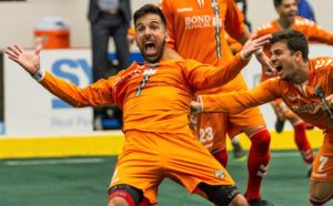 Tropics prep for third year in Major Arena Soccer League