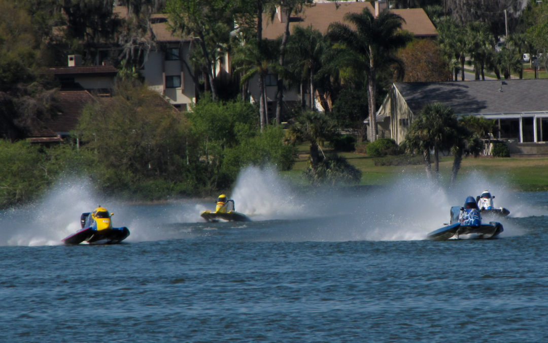 Grand National Hydros coming to Orange Cup Regatta