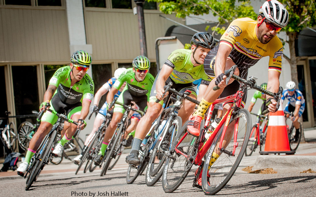 Speed, strength on display at Chain of Lakes Cycling Classic