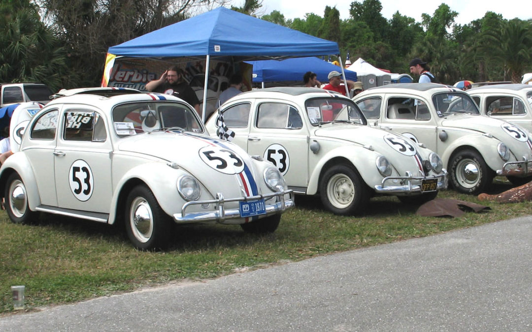 Celebrate 50 years of 'The Love Bug'