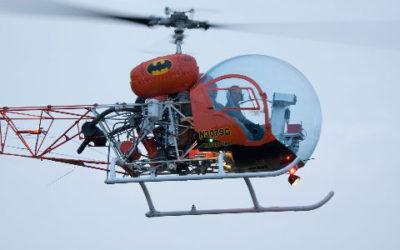 Famed original Batcopter whirls into SUN 'n FUN