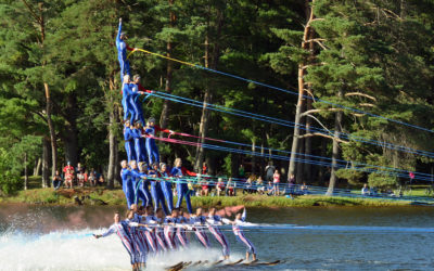The best international show water skiers will compete in Winter Haven in 2022