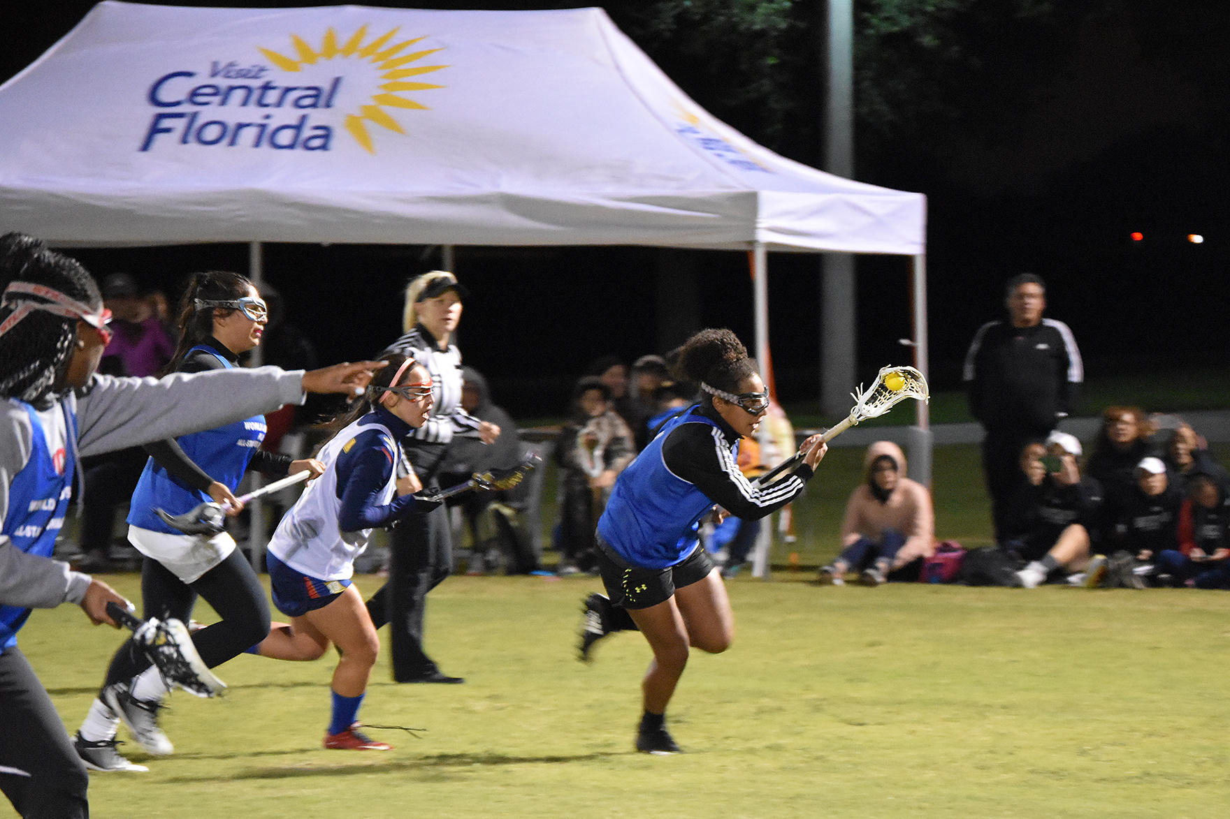 Pan American Lacrosse Association six on six game